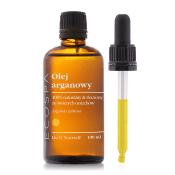 Olej arganowy  (ze świeżych orzechów)