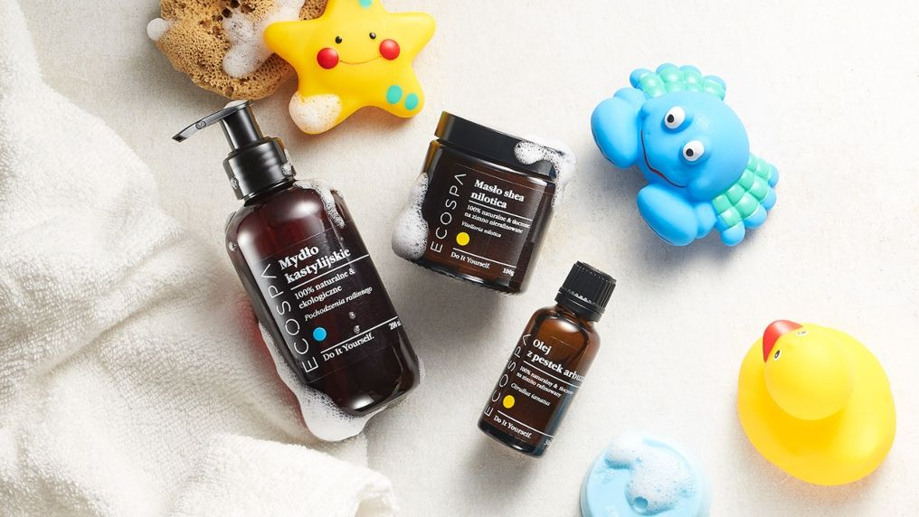 Naturalna pielęgnacja i kosmetyki DIY dla dziecka