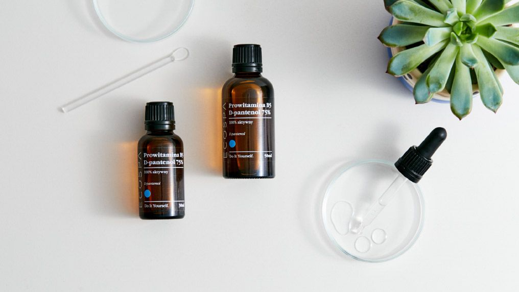 D-pantenol - właściwości i zastosowanie w kosmetyce