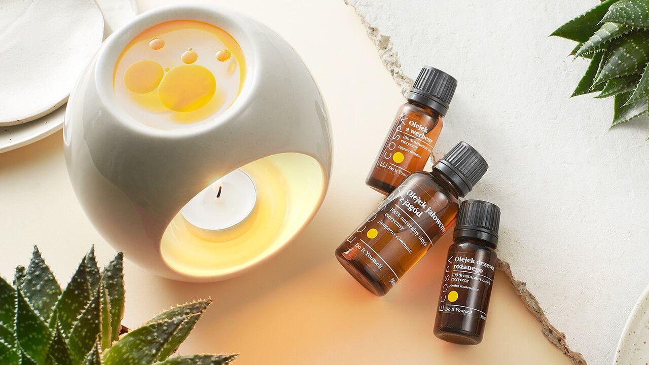 Aromaterapia w kosmetyce