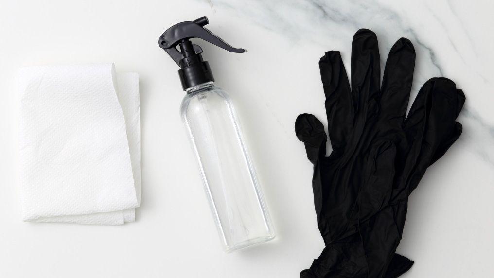 Higiena w domowym eco laboratorium