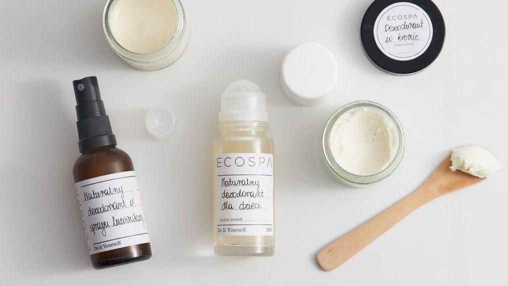 Naturalny dezodorant - zalety, rodzaje i właściwości naturalnych dezodorantów