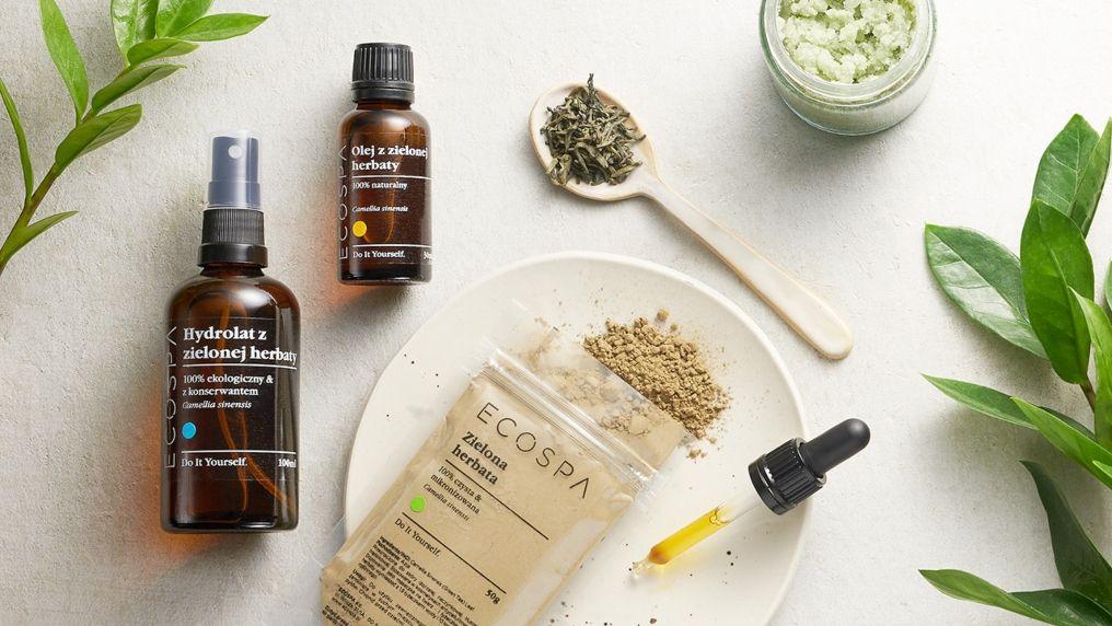 Zielona herbata w kosmetyce - właściwości i zastosowanie zielonej herbaty w pielęgnacji ciała