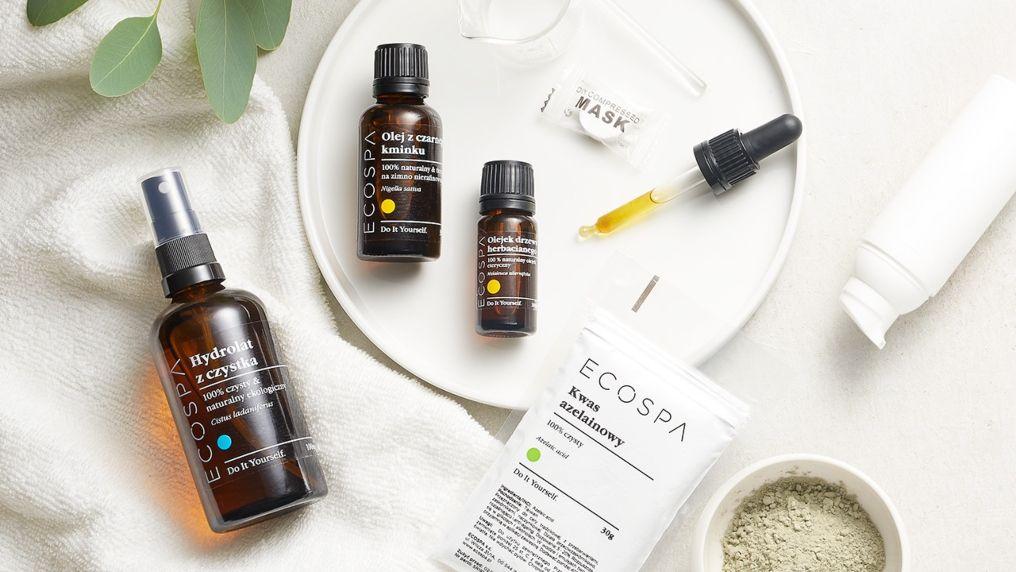 10 najlepszych, naturalnych składników kosmetycznych na trądzik
