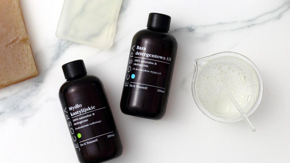 Środki myjące mydła combo syndety