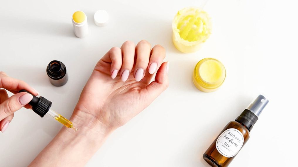 Naturalne perfumy DIY