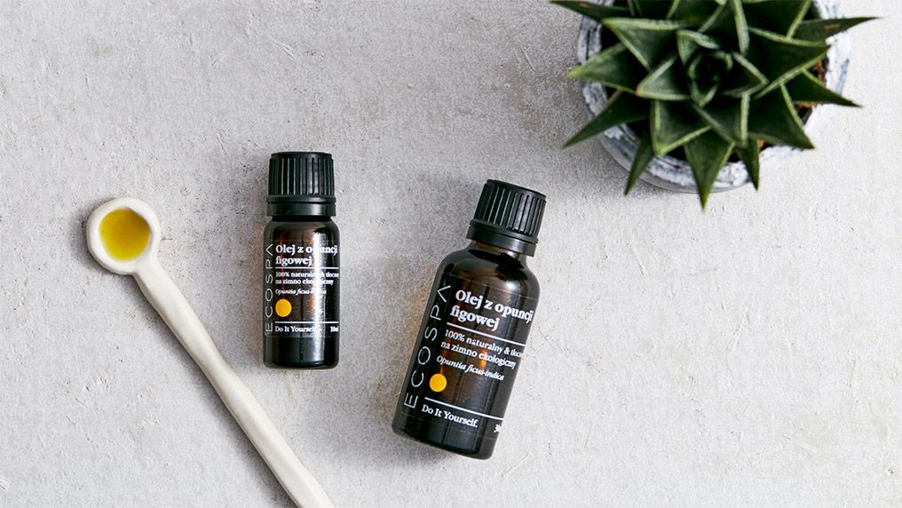 Olej z opuncji figowej - naturalny botoks dla skóry