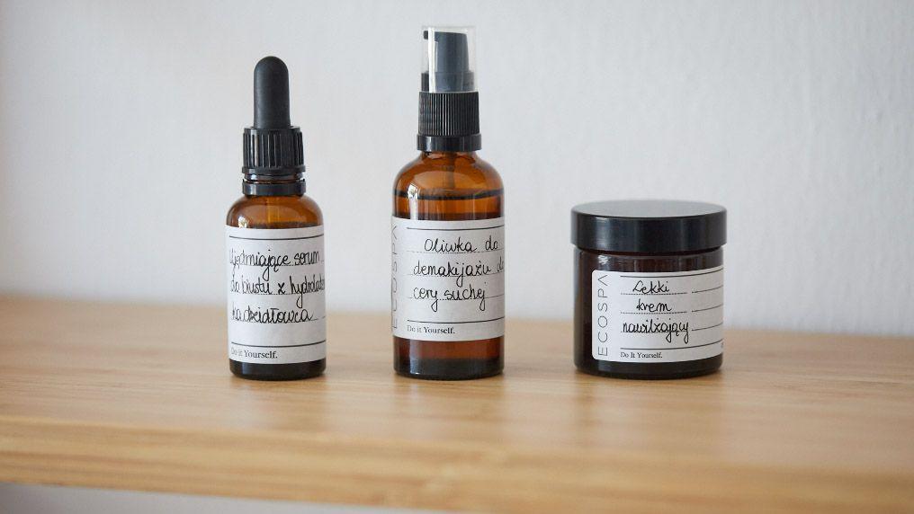 W jaki sposób przechowywać kosmetyki DIY, aby zachować ich właściwości i świeżość jak najdłużej?