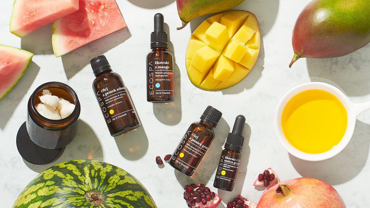 Egzotyczne składniki kosmetyków DIY