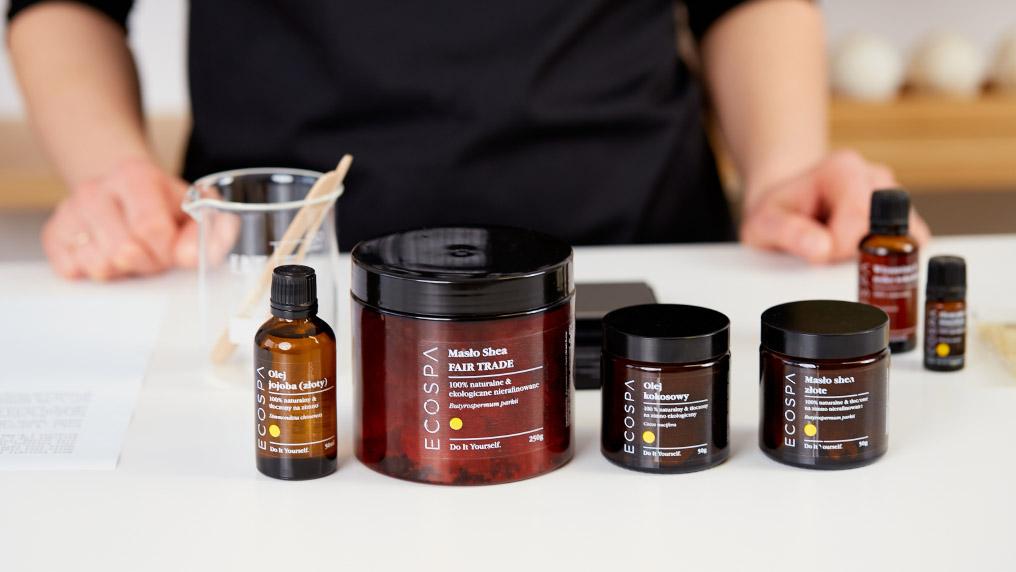 Ингредиенты масла для тела своими руками